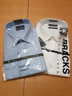 Mens business shirts x 2