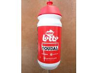 LOTTO SOUDAL Cycling Team 2020 Cyclisme BIDON Bottle Trinkflasche Tacx Neu Bike