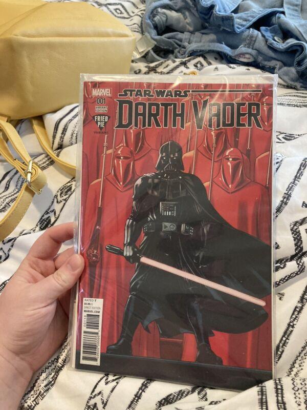 Marvel Star Wars Darth Vader Comics