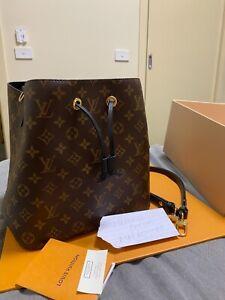 Louis Vuitton Authentic neo noe bag