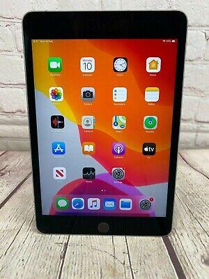 Apple iPad mini 4 64GB, Wi-Fi, 7.9in Space Grey Fully Working 12 Month Warranty