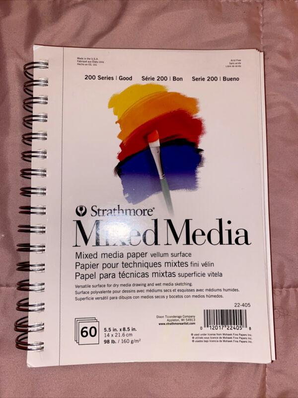 strathmore mixed media journal