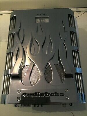 Audiobahn Car - Audiobahn Car Amplifier, Vintage Flamed Series Model A1300HCT