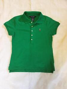 Girls Polo Ralph Lauren shirt Five Dock Canada Bay Area Preview