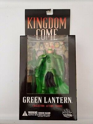 DC Direct Kingdom Come, Green Lantern Figure by Alex Ross 2003 Brand New
