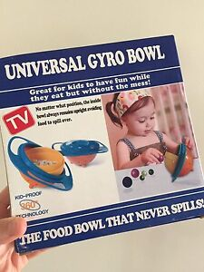 Baby or Toddler 360' feeding bowl  - NEW Adamstown Newcastle Area Preview