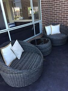 Outdoor Setting - Daybeds Cecil Hills Liverpool Area Preview