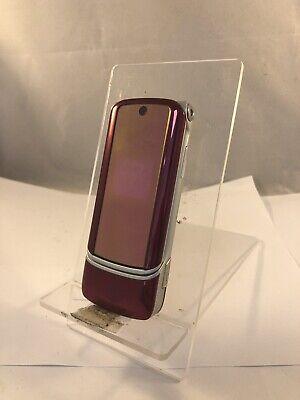Incomplete Motorola K1 Unlocked Pink Flip Phone