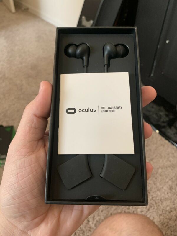 Oculus Rift In Ear Headphones