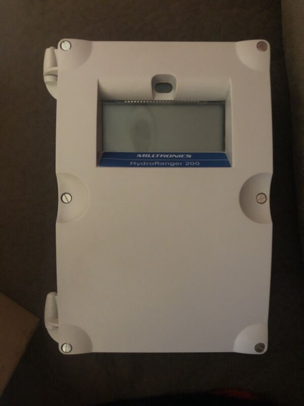 New Siemens Milltronics Hydroranger 200 Ultrasonic Level Controller 7ML10341AA11
