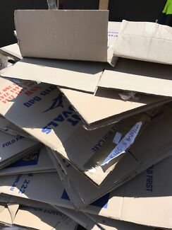 Free removal boxes
