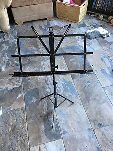 Folding Music Book Stand