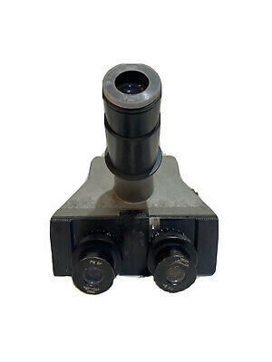 Olympus Microscope Head For Bh Series Used