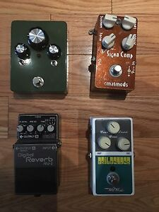 Pedals to trade or sell