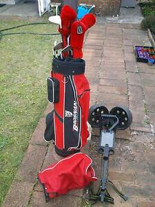 Brosnan Golf Set with Cart Hamilton North Newcastle Area Preview