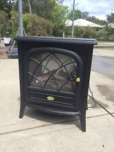 Electric Open Fireplace Fishing Point Lake Macquarie Area Preview