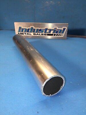 1-78 Od X 12-long X 18 Wall 6061 T6511 Aluminum Round Tube- 1.875 Od