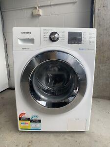 Samsung 7.5KG bubblewash front load washing machine