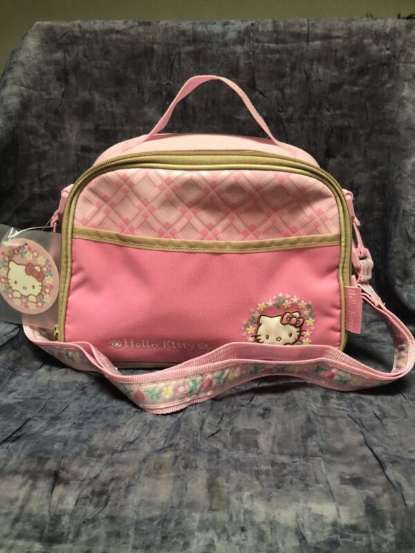 Hello KittyNew Insulated Lunch Bag H129