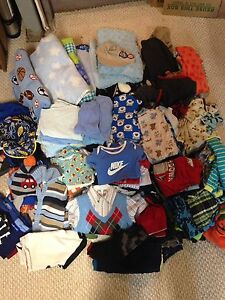 Boys Clothing Lot (N-9 months) - All for $50