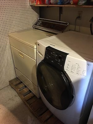Kenmore Elite Washer And Maelstrom Electric Dryer