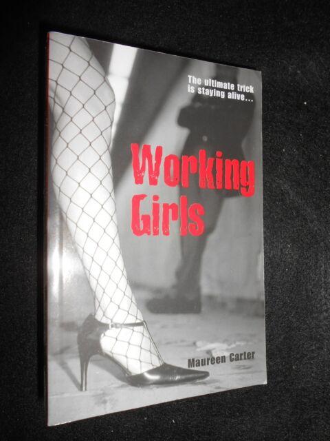 Working Girls by Maureen Carter (Paperback, 2004-1st) Bev Morriss Crime Thriller