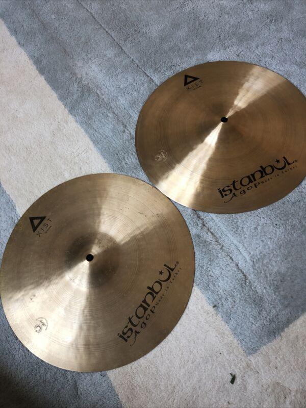 Istanbul Agop Xist Hi hat Cymbals