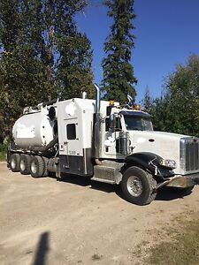 2016 Foremost Hydrovac salvage