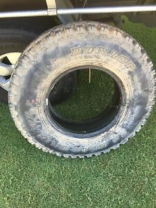 """Dunlop 16 """" tyre Gnangara Wanneroo Area Preview"""