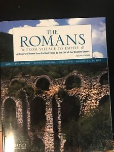 CLA231 - The Romans from Village to Empire (2nd Edition)