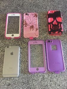 IPhone 6 and cases