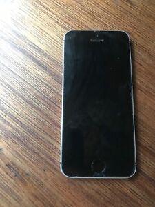 Wanted: iPhone SE broken