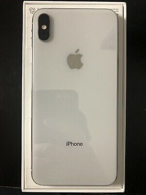 Apple iPhone XS Max 256GB Silver (Unlocked) A1921 CDMA + GSM MT692LL/A T-Mobile