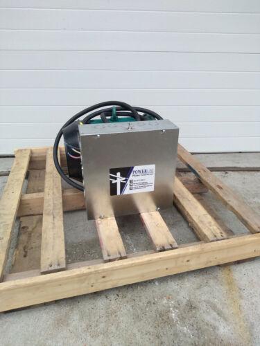 7.5HP Rotary Phase Converter CNC Balanced