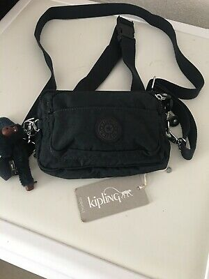 Kipling Navy Multi Way Bag Bnwt