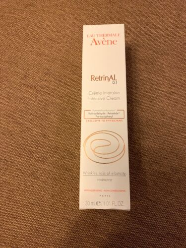 Avene Retrinal 0.1 Intensive Cream 1.01oz