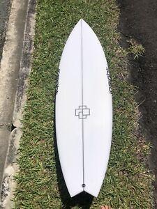 Short Fish Surfboard 5'10 New