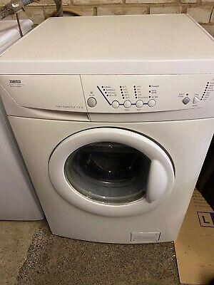 Zanussi washing machine - used