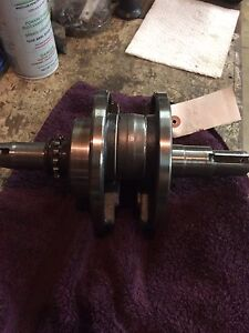 Yamaha warrior crank shaft