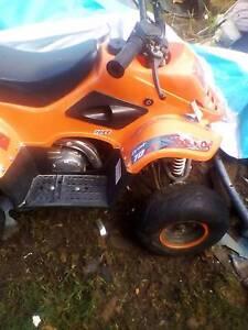 70cc quad bike Torquay Fraser Coast Preview