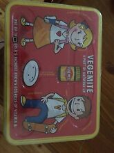 Vegemite placemats with game Elizabeth Downs Playford Area Preview