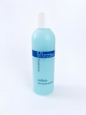 Koffein Coffein Shampoo mit Menthol Anti-Haarausfall Haarwuchs