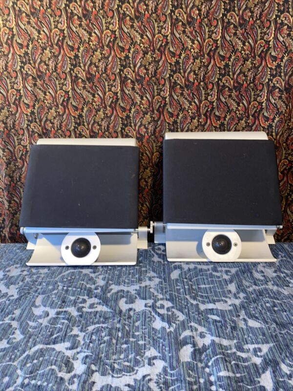 Vienna Acoustics Berg Speakers /W Wall Mounts