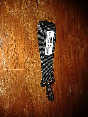 THROW LINE SNAP HOOK  BELT LANYARD  Line-snap
