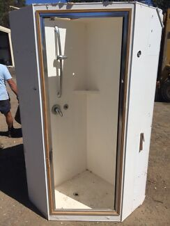 Fiberglass shower  Champion Lakes Armadale Area Preview