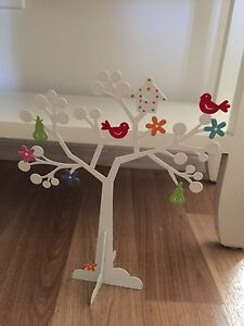 Home decor & jewellery stands & fake plant $8 each Chandler Brisbane South East Preview
