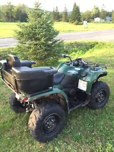 2011 Yamaha Kodiak 450 EPS