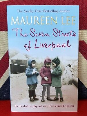 The Seven Streets of Liverpool by Maureen Lee (Paperback, 2014) New Book