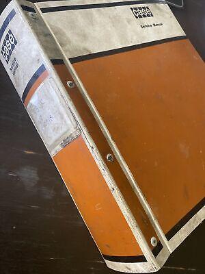Case 580c Ck Loader Backhoe Tractor Service Shop Repair Manual Catalog Book Oem