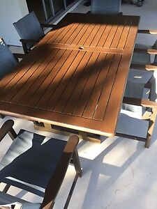Outdoor Timber Table Noosa Heads Noosa Area Preview